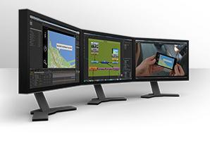 Gestión de pantallas y escritorios