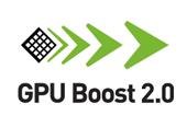 NVIDIA GPU Boost 2.0