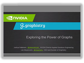 Graphistry and NVIDIA Webinar