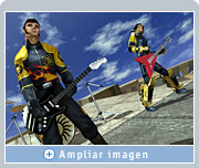 Video game characters from the upcoming first-person action game Tribes: Vengeance appear in a music video for the song 'Cmon Cmon' by the Von Bondies on the television show Video Mods, airing on MTV2.