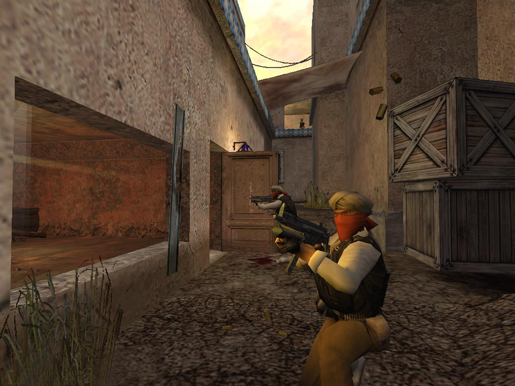 El Counter Strike Condition Zero